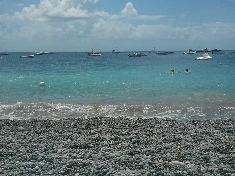 Spiaggia del Fornillo Positano