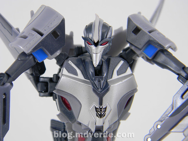 Transformers Starscream Deluxe - Prime First Edition - modo robot