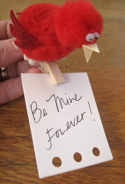 Cute Crafty Little Love Birds Make And Takes