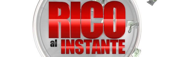 Logo 'Rico al instante' de Antena 3