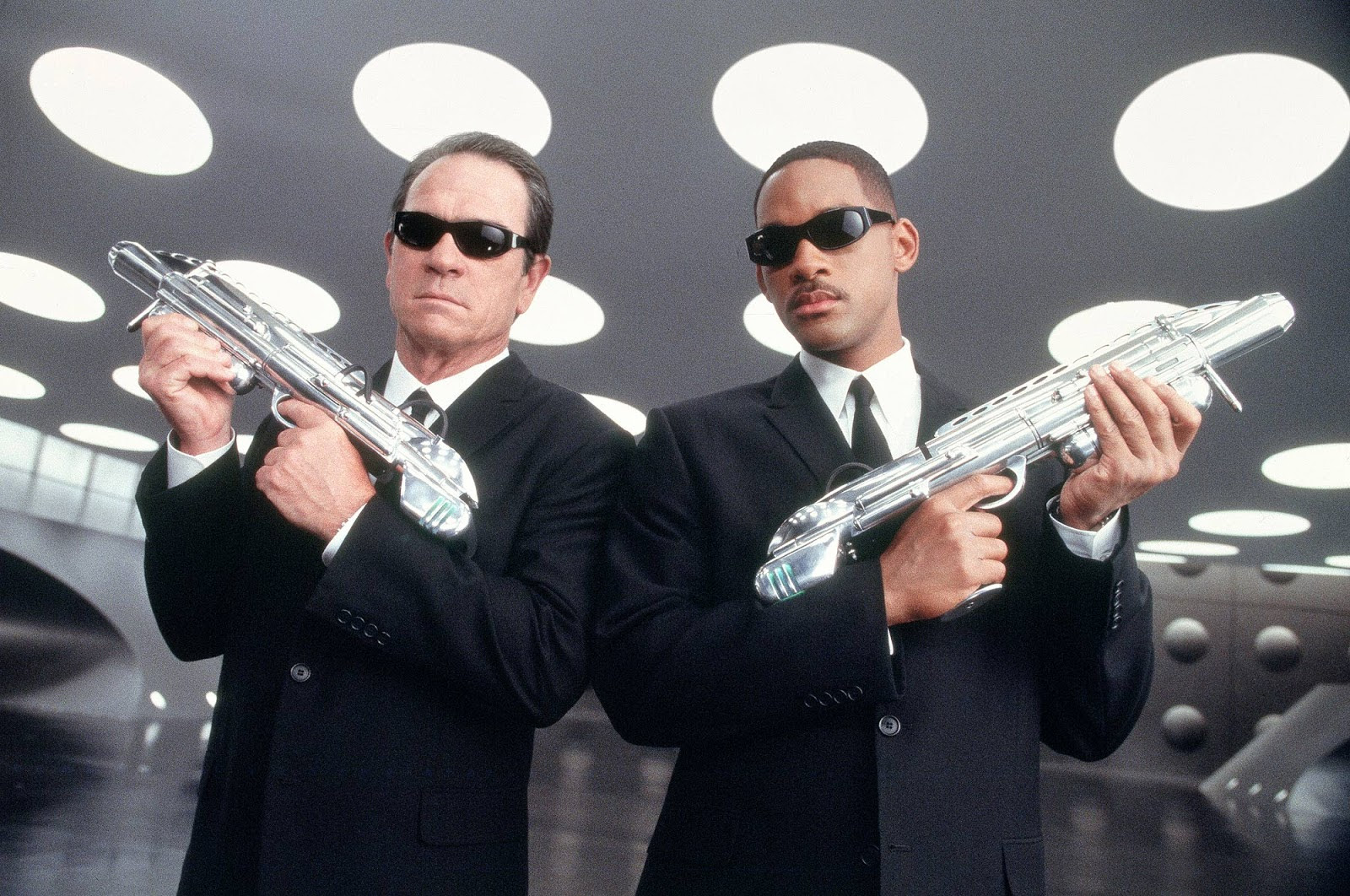 Sony Lands A May 2019 Release Date For MEN IN BLACK Spin-Off