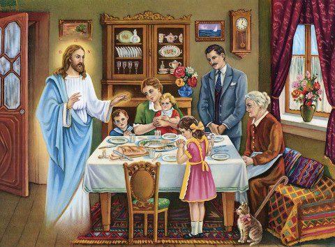 Αποτέλεσμα εικόνας για χριστιανικη οικογένεια