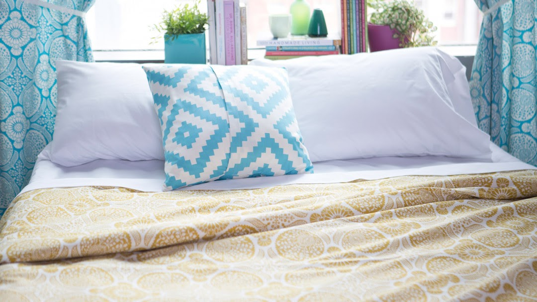 Learn How To Sew Easy Home Decor With This Fun Online Class