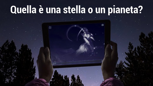 Star Walk 2 - Guide to the Sky Day and Night si aggiorna alla vers 2.4.5