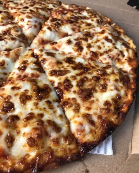 Domino Pizza Classic Hand Tossed