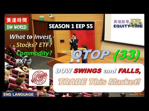 OTOP 33: DOW Swings and Falls, Trade This Market! (ENG) - 22-03-2021
