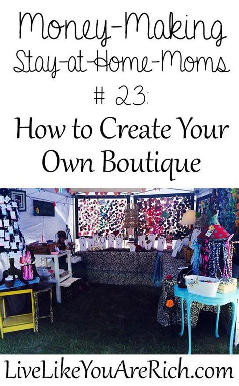 How to Start Your Own Boutique   A business, Helpful hints