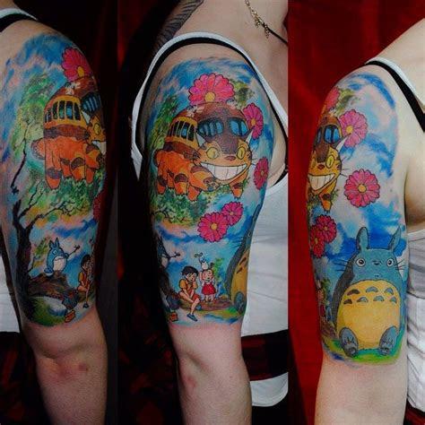 beautiful anime tattoos  anime lovers