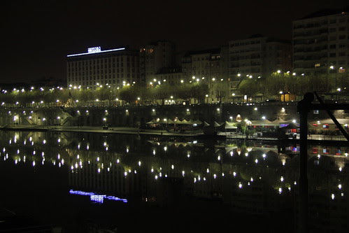 Lots and lots of lights in Torino