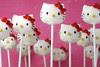 cute hello kitty pop cakes