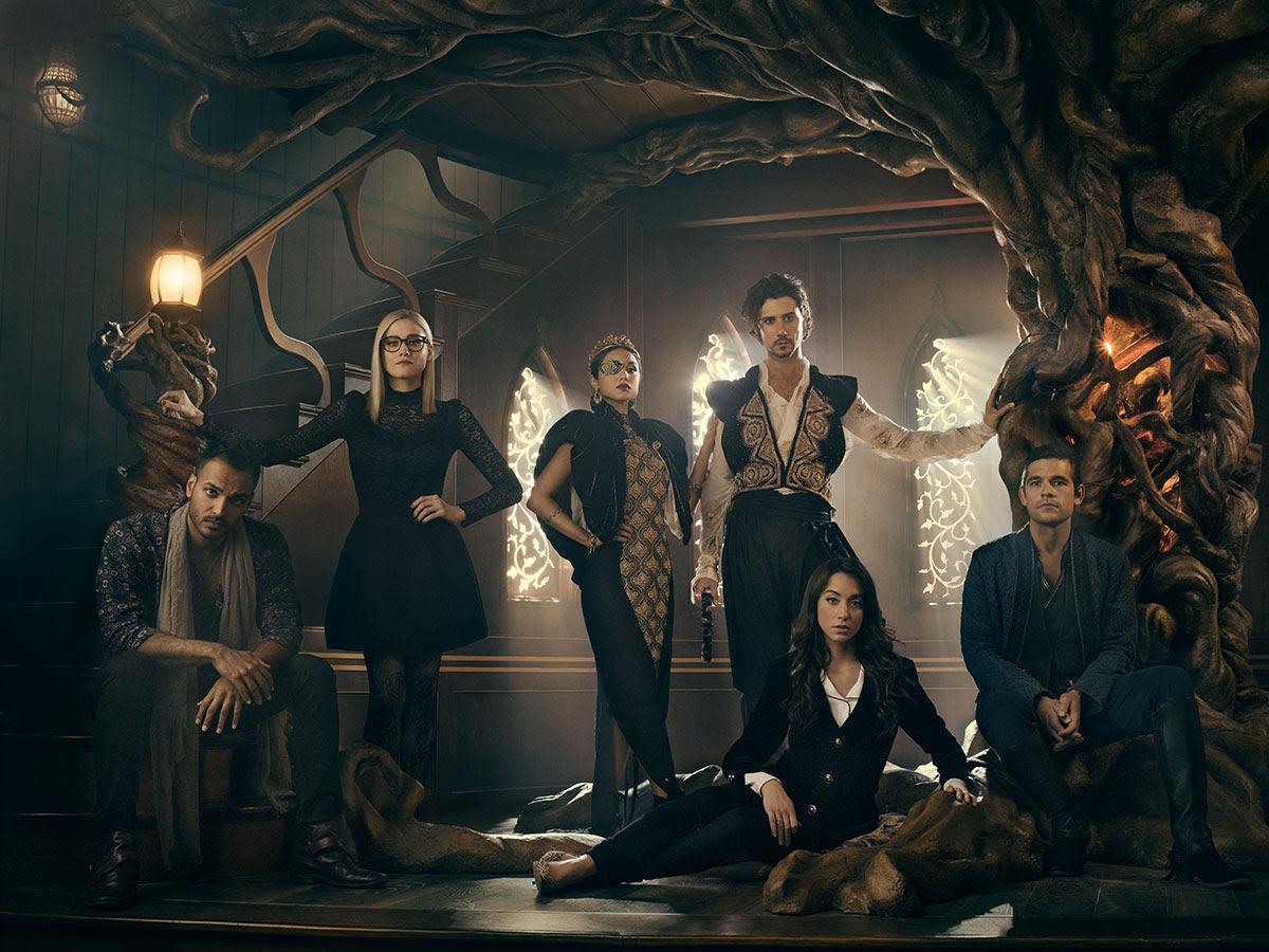 Série The Magicians é renovada para a 4ª temporada