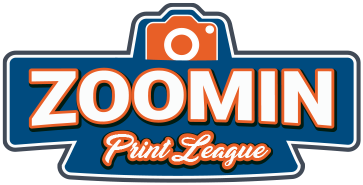 Zoomin Print League - Win Amazon Vouchers, Rewards Points & more