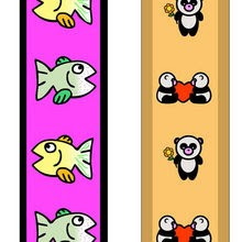 BOOKMARKS for school books