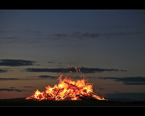 Byrecroft Beacon I by Mike Bolam