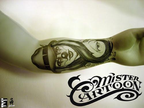 Update: Mister Cartoon - Lost Angels
