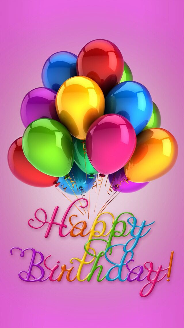 Happy Birthday Quote With Balloons Pictures Photos And Images For