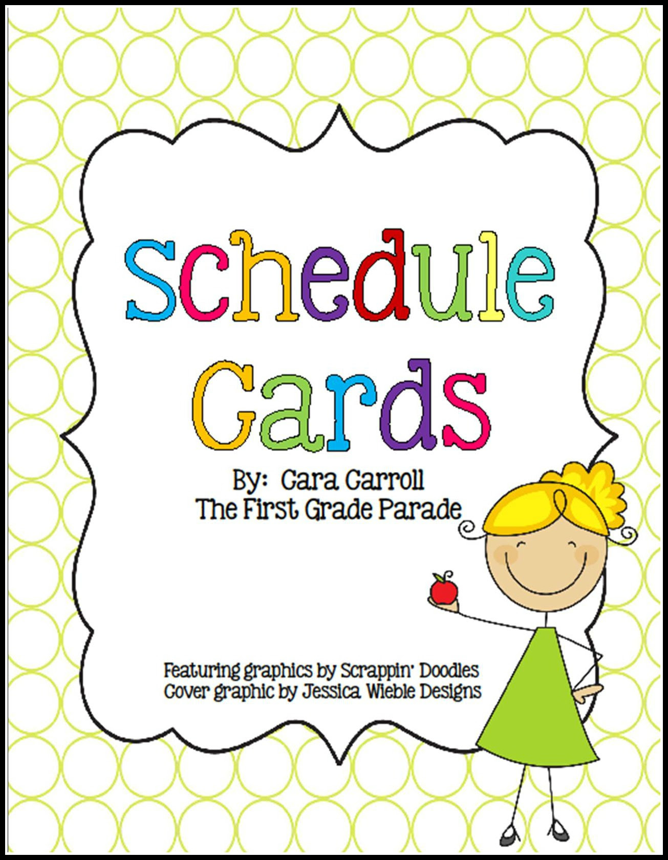 6 Best Images of Printable Daily Schedule Cards - Printable ...