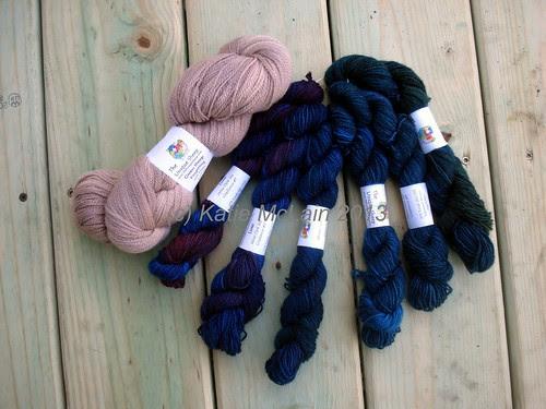 Yarn for Dreambird