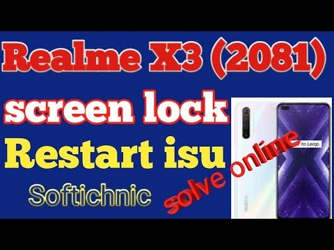 Realme X3_RMX2081-85-86 latest flash file download by softichnic