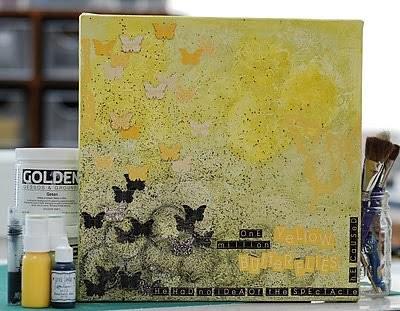 one million yellow butterflies-1