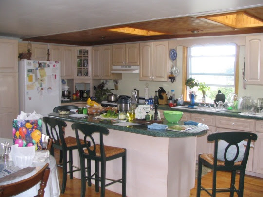 Inside an Amish Home: An Amish Kitchen
