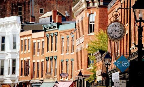 Main Street, Galena