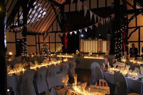 Candle Lit Christmas Wedding   Wedding DJ   Entertainment