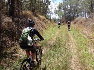 Mount Samson Rail Trail