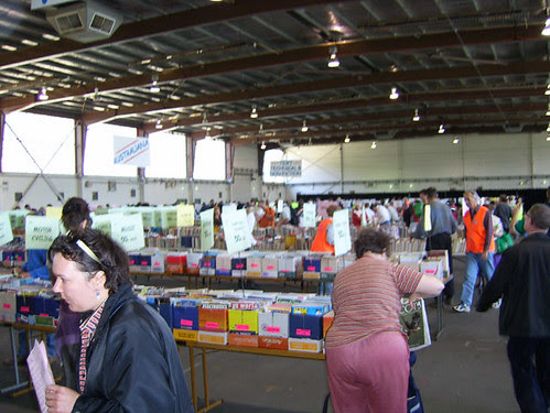 inside the book fair