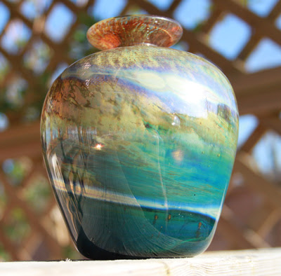 Isle of Wight Hand Blown Glass