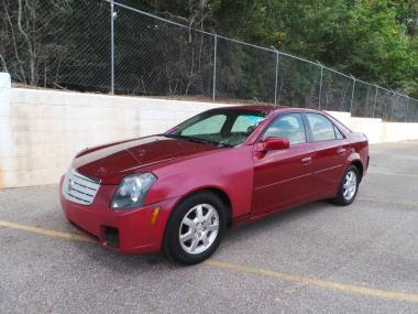 Used 2007 CADILLAC CTS C/T Sedan 4 Door Car For Sale At ...