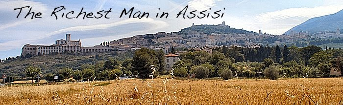 The Richest Man in Assisi