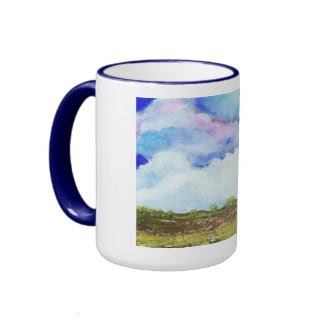 Glorious From Original Painting Coffee Tea Mug mug