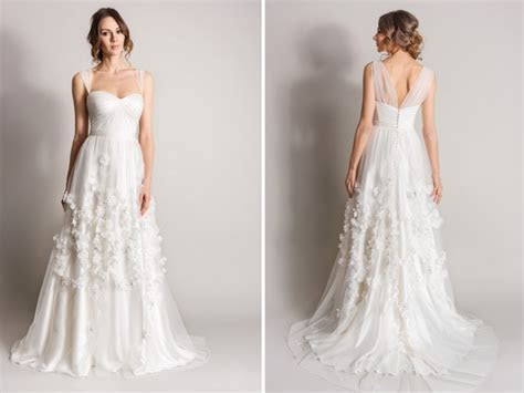 Wedding Dresses: Suzanne Neville's Songbird Collection