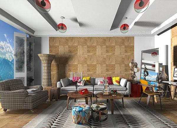 . Living Room 3d Planner   minimalist home design
