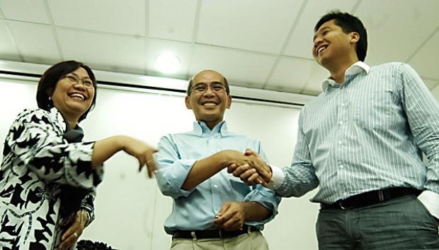Pilih ARB Indonesia bisa runtuh !