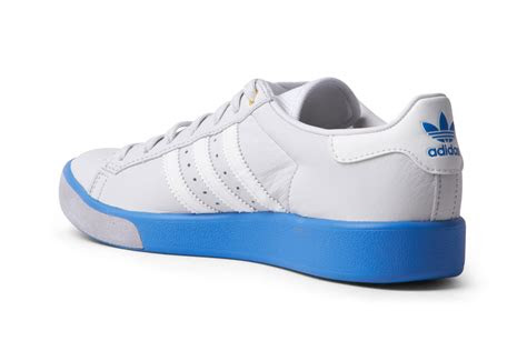 adidas forest hills real blue ee sneakers men shoe chapter