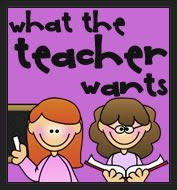 what the teacher wants