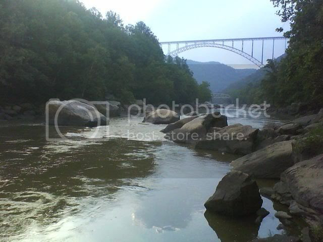 New River Gorge Bridge Pictures, Images and Photos