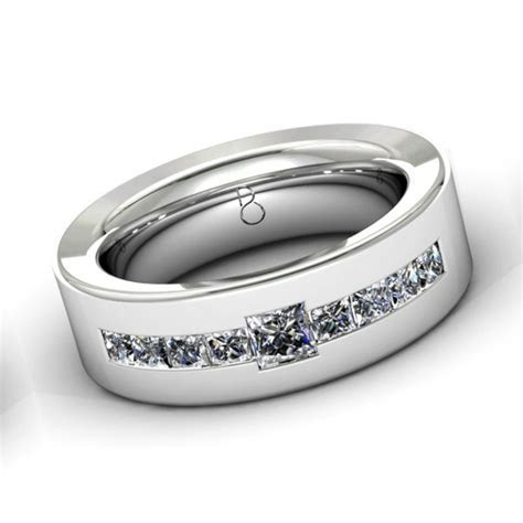 Top 10 Catchy & Expensive Men?s Wedding Bands   TopTeny.com
