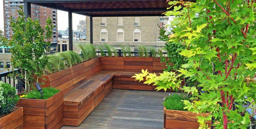 roof garden nyc roof garden manhattan amber freda home garden design_11134