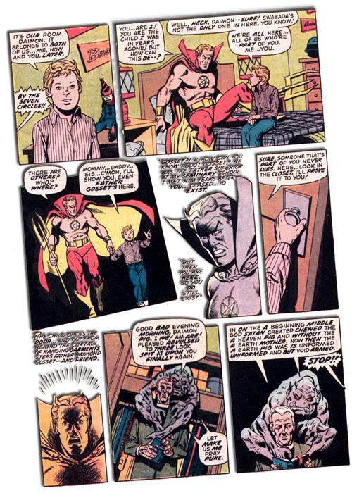 Marvel Spotlight #22 - Son Of Satan