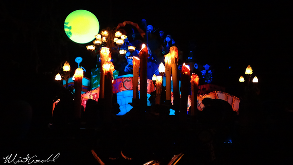 Disneyland Resort, Disneyland, New Orleans Square, Haunted Mansion Holiday, Halloween Time, LImited Time Magic