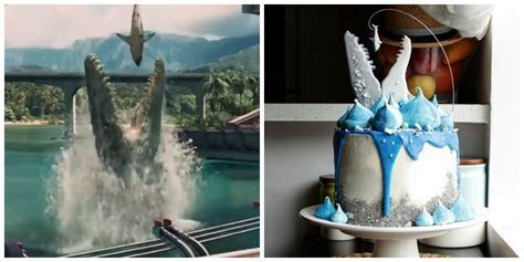Jurassic Park Cake Cake Ideas and Designs