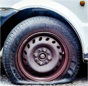 Tire Blowout Car Accident Claims Whos To Blame Call
