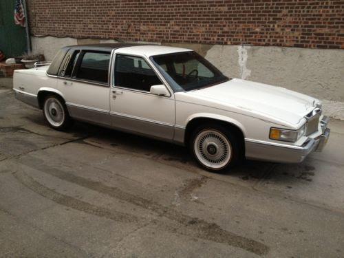 Sell used 89,90,91,92,93,Cadillac Sedan DeVille 29K ...