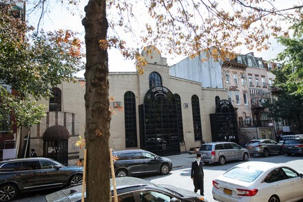 TREND ESSENCE:N.Y. Shuts Down Hasidic Wedding That Could Have Had 10,000 Guests