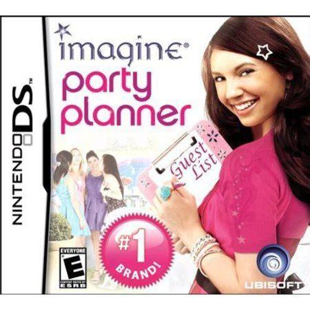 Imagine: Party Planner (DS)   Walmart.com
