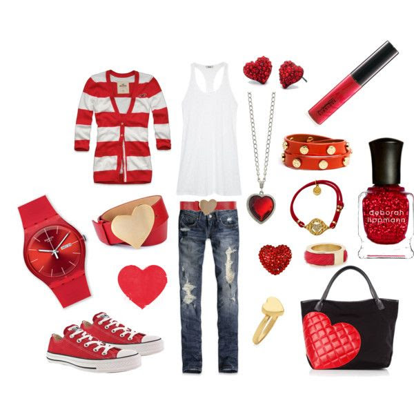 15 casual outfit ideas for valentine's day  styles weekly