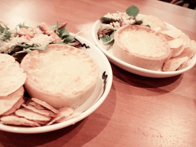 chili crab pie